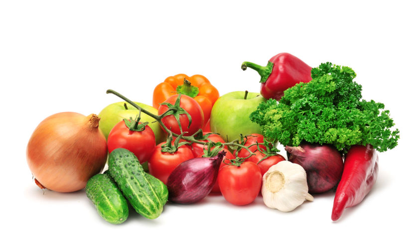 zelenina, sacharidy