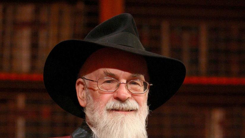 Terry Pratchett, spisovateľ