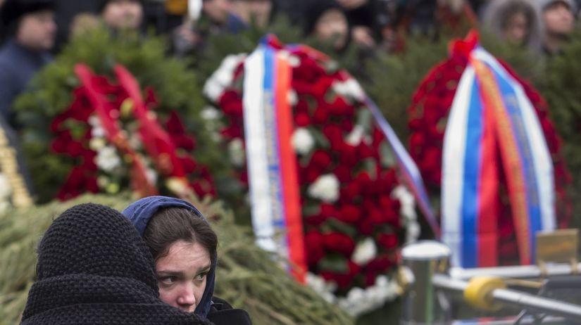 Žanna Nemcovová, Rusko, Boris Nemcov,