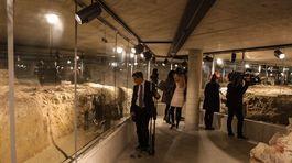 bratislavsky hrad, podzemne priestory, vykopavky,