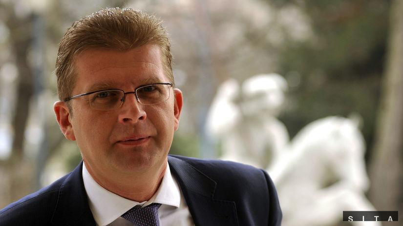 Peter Žiga, minister životného prostredia