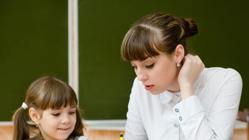 škola, žiak, učiteľ