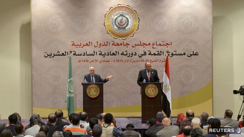 liga arabských štátov