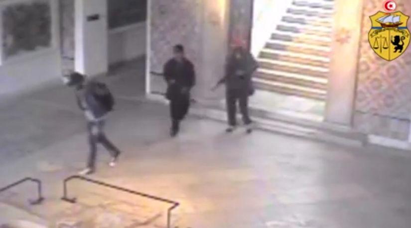 Tunisko, múzeum Bardo, Tunis, útok, islamisti,...