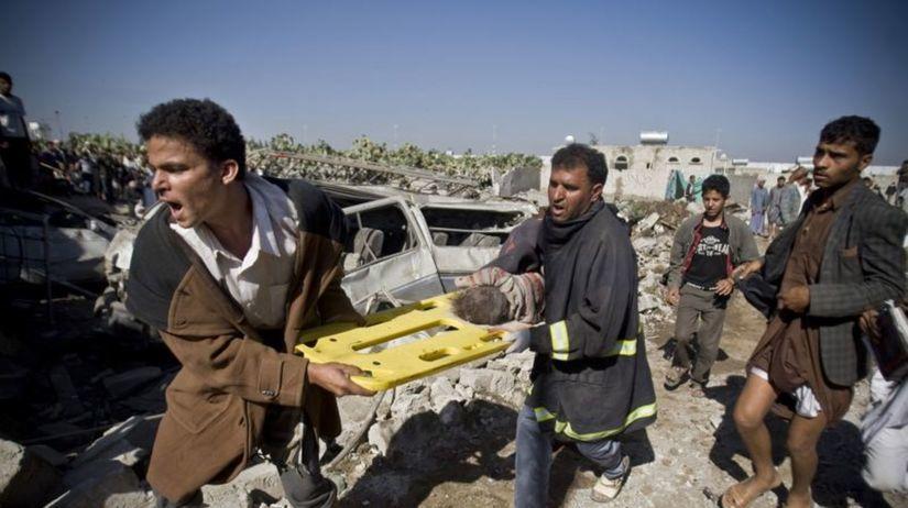 Jemen, útok