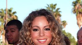 Rok 1998: Speváčka Mariah Carey