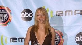 Rok 2001: Speváčka Mariah Carey