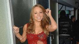 Rok 2008: Speváčka Mariah Carey