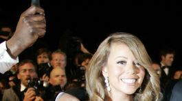 Rok 2009: Speváčka Mariah Carey