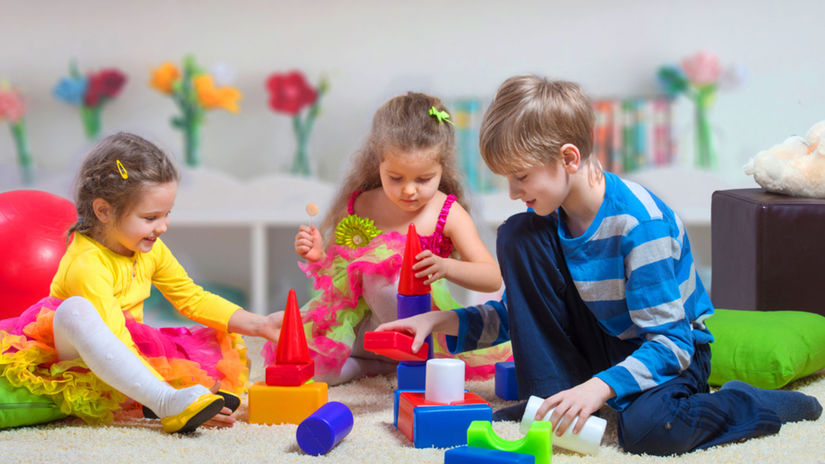 deti, výchova, materská škôlka