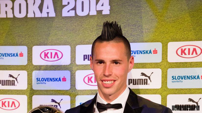 Futbalista roka 2014