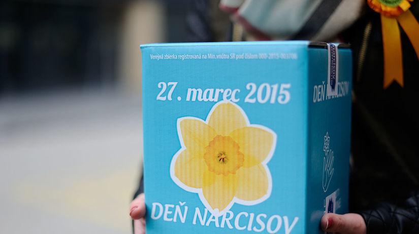 deň narcisov, Liga proti rakovine