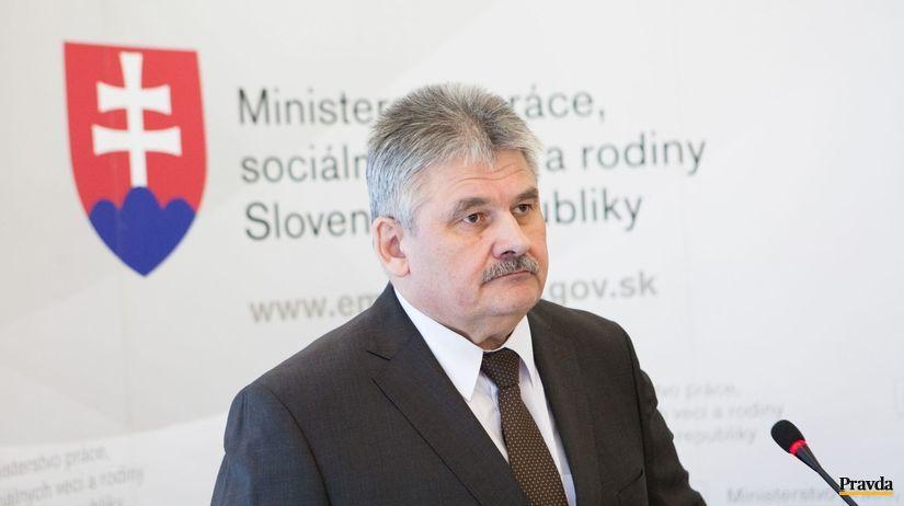 richter, minister