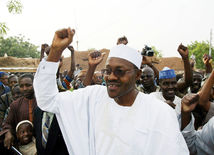 Buhari, nigéria, prezident