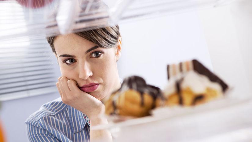 hladná žena, diéta, hlad