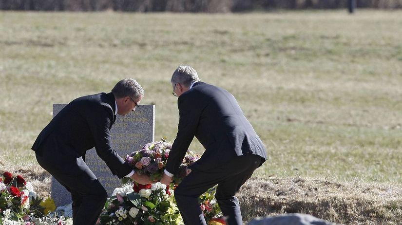 Germanwings, obete leteckého nešťastia,...