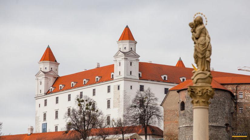 Bratislavský hrad, Bratislava