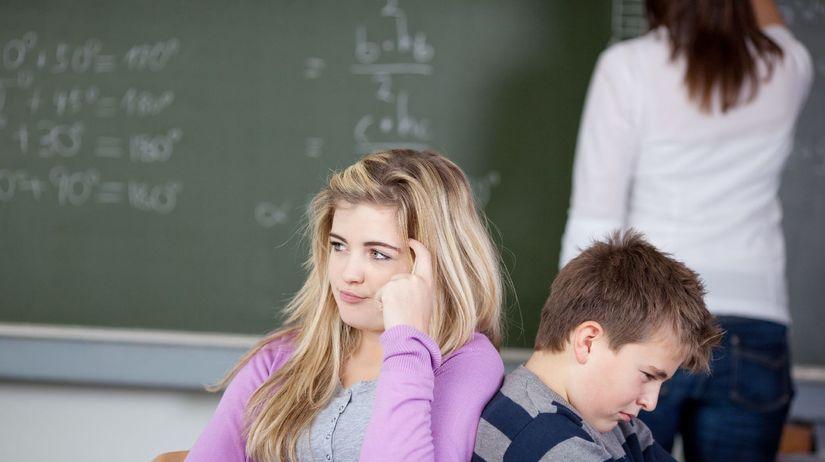 deti, škola, žiaci, trieda, lavice, hnev,...