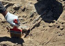 Tikrít, masový hrob