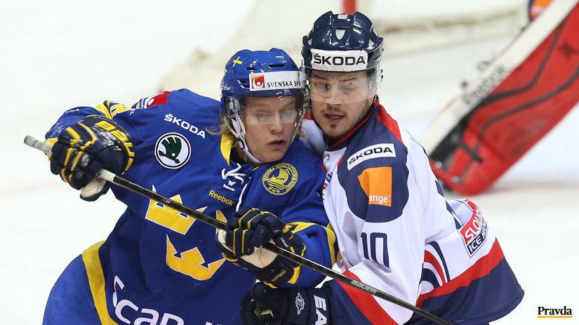 Patrik Lušňák, repre, švédsko, slovensko