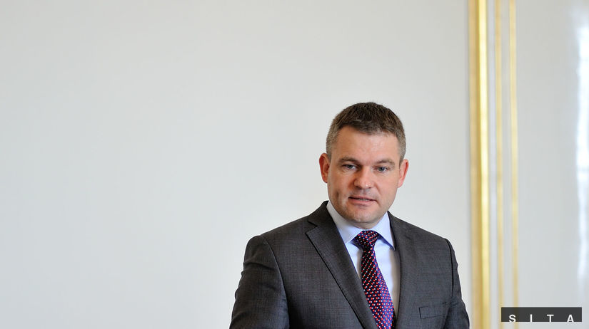 Peter Pellegrini, predseda parlamentu