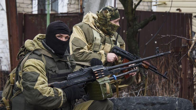 Doneck, Ukrajina, separatisti