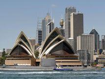 Sydney, Austrália, ponorka