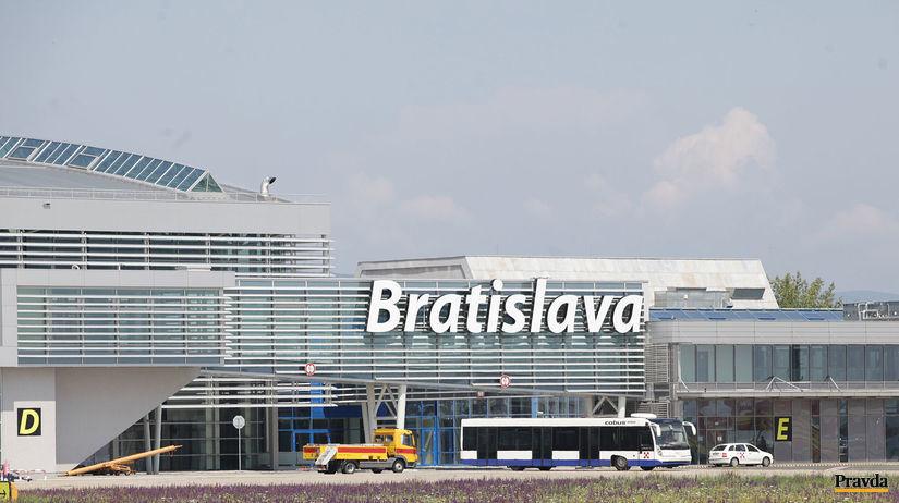 Cestovanie lietadlom, lietadlá, bratislavské...