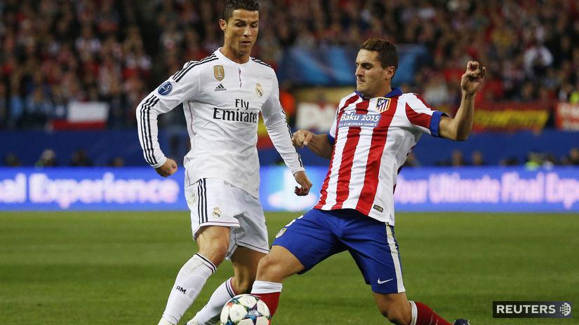 Cristiano Ronaldo, Real Madrid, Koke, Atlético...