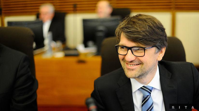Minister kultúry Marek Maďarič