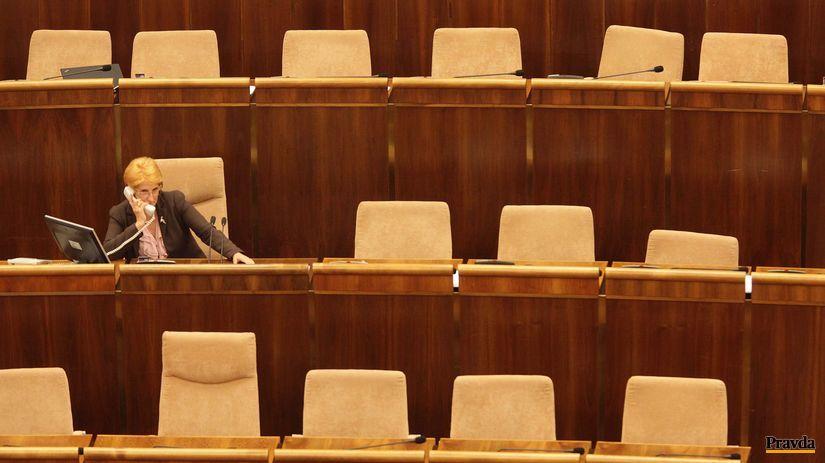 parlament, Lassakova