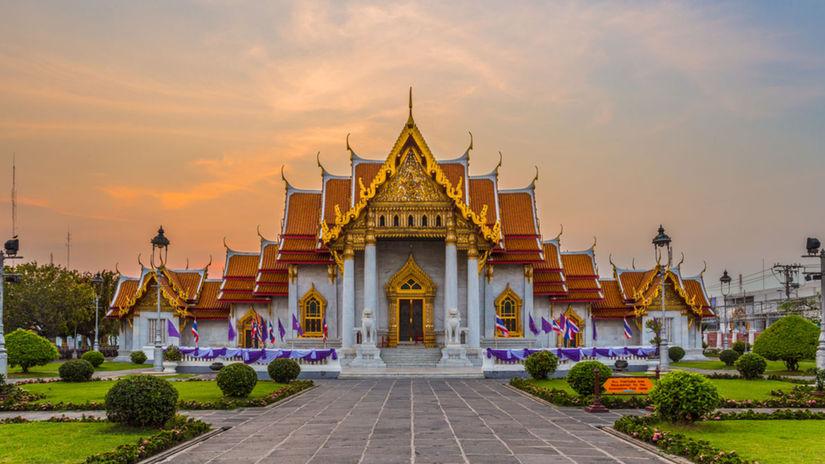thajsko, Bangkok,