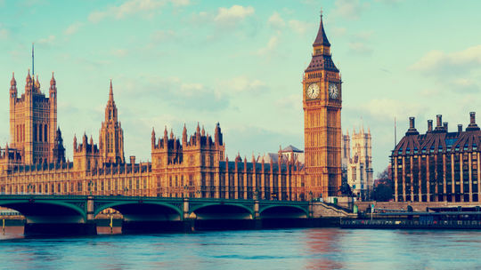 Tower of London, Londýn, Big Ben, veža s...