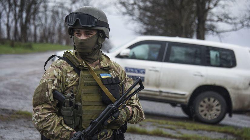 Ukrajina, vojak