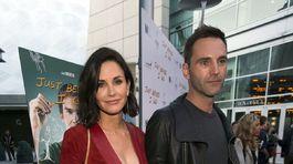 Courteney Cox a jej snúbenec Johnny McDaid
