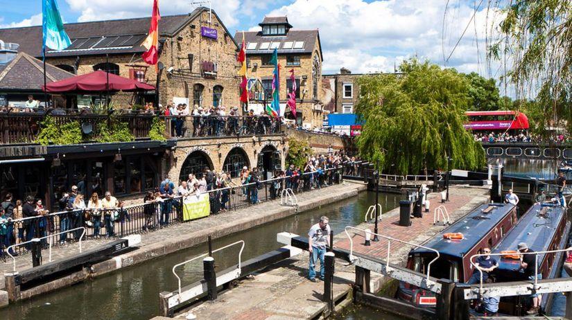 Camden Town, Londýn, Veľká Británia