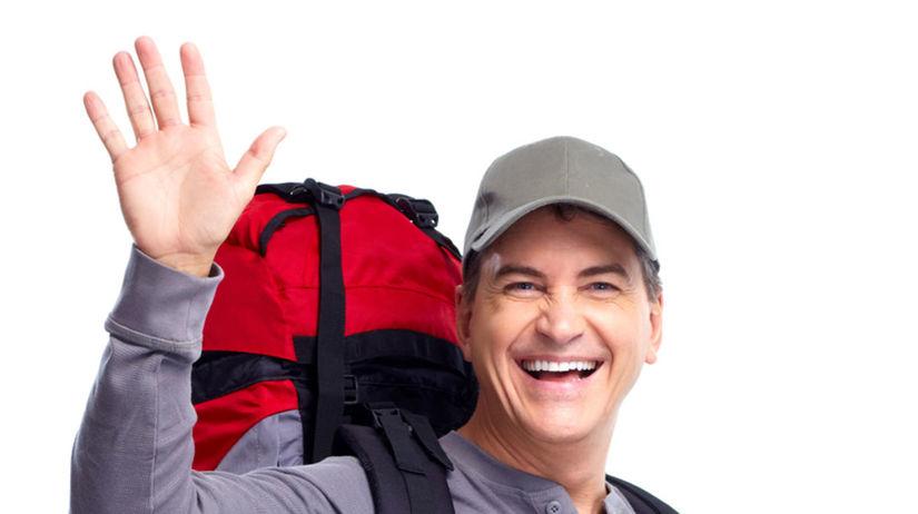 turista, turistika, výlet