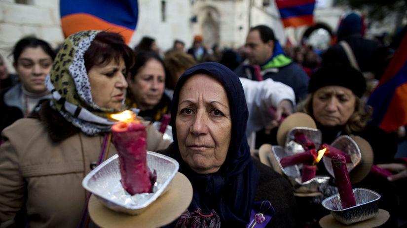 Arménsko, genocída