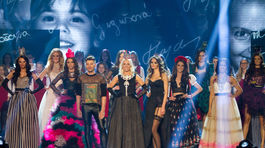 Finalistky MISS Slovensko 2015 s dizajnérmi značky WTF.