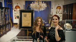 Priscilla Presley a Lisa Marie Presley