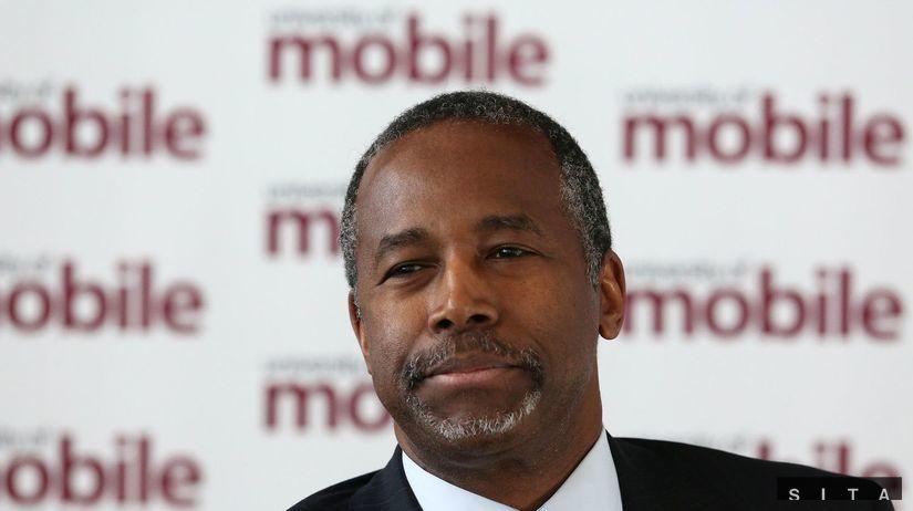 Ben Carson, kandidát, prezident, USA