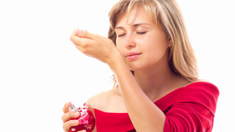 vôňa - parfum - pôvab