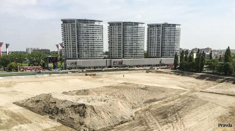 Bratislava, Národný futbalový štadión