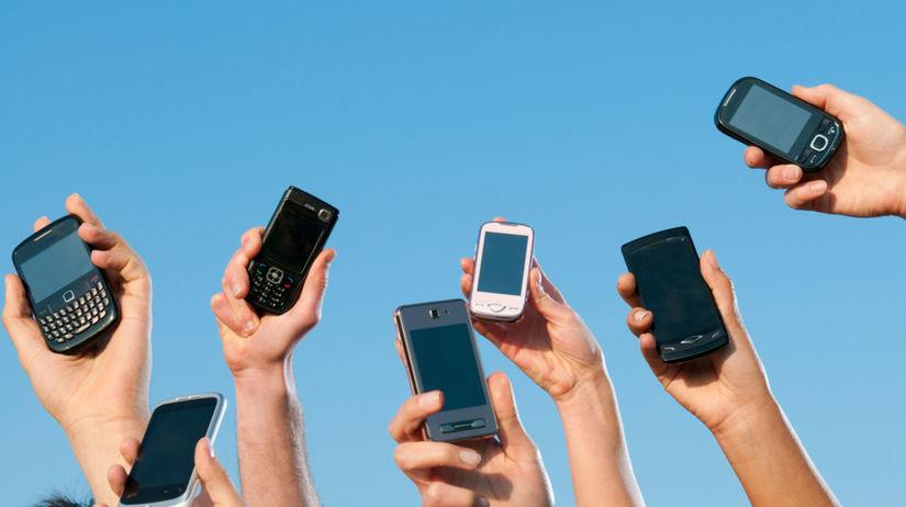 mobilný telefón, smartfón, telefonovanie,...