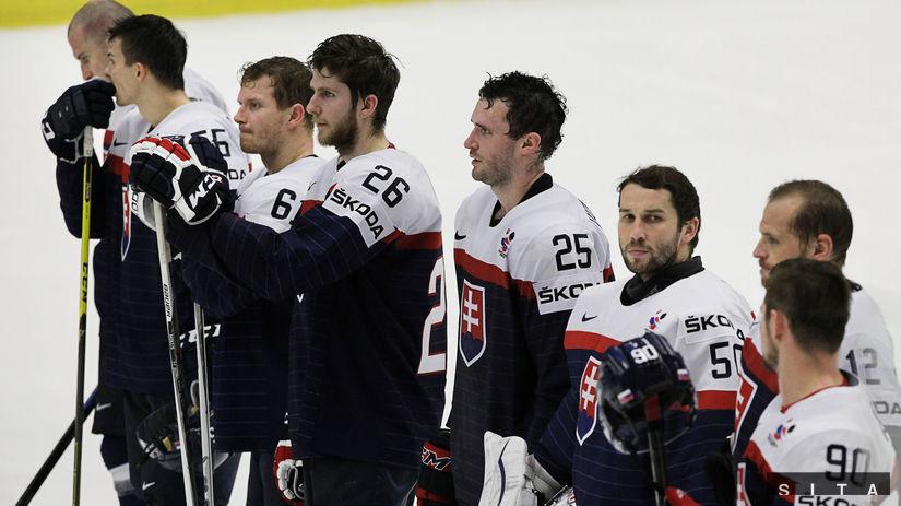 Slovensko, hokej, smútok