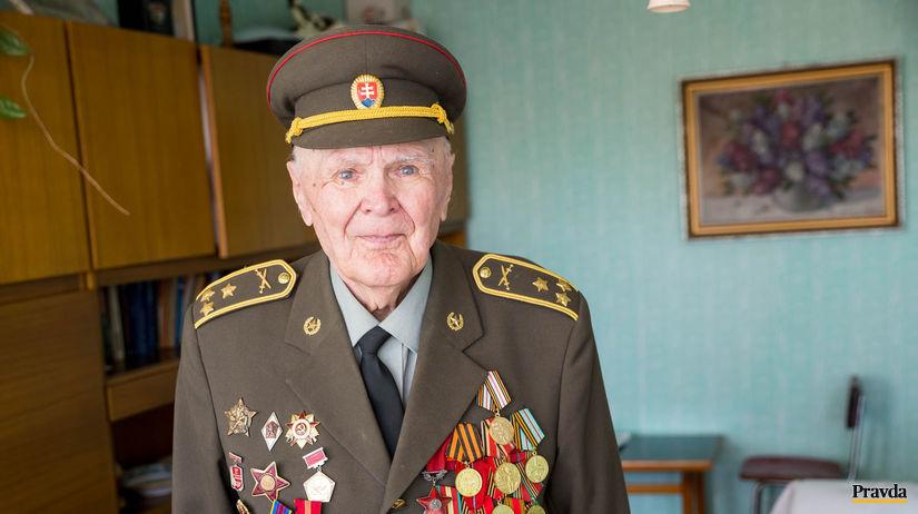 veterán, Michal Rjabik