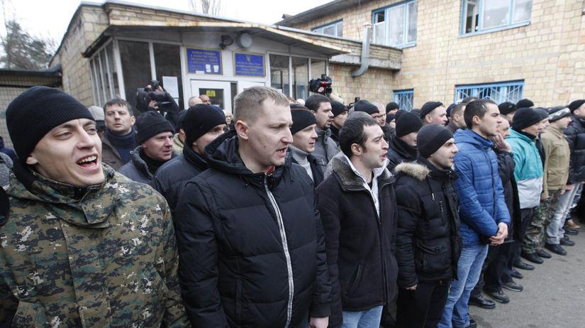 Ukrajinci, povolanci