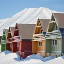 Longyearbyen, Svalbard, Nórsko
