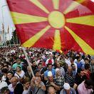 Ilindenské Macedónsko ako nový názov krajiny? Neprijateľné, znie prekvapivo z Atén