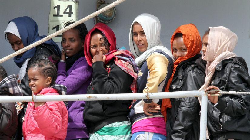 Taliansko, migranti, utečenci
